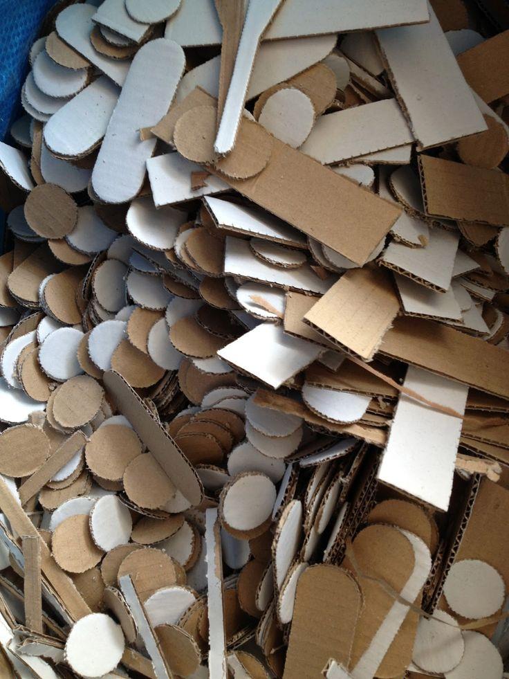 #riciclocreativo #cartone #paperboard