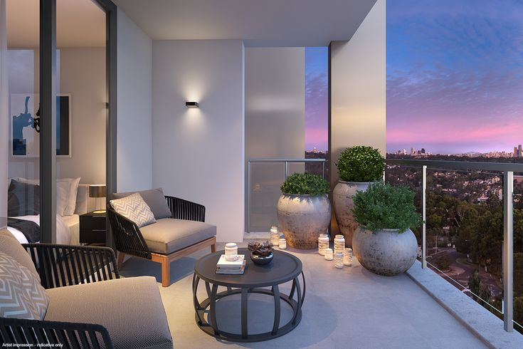 centrale apartment luxury rooftop