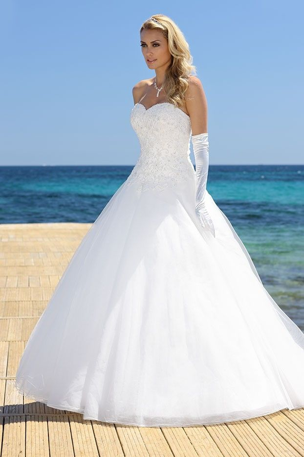 Zeer 207 best Princess Brides images on Pinterest | Wedding frocks  #NB43