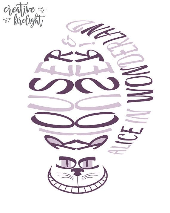 Curiouser and Curiouser! Alice in Wonderland Quote by Creative Firelight / Jessica Holbrook