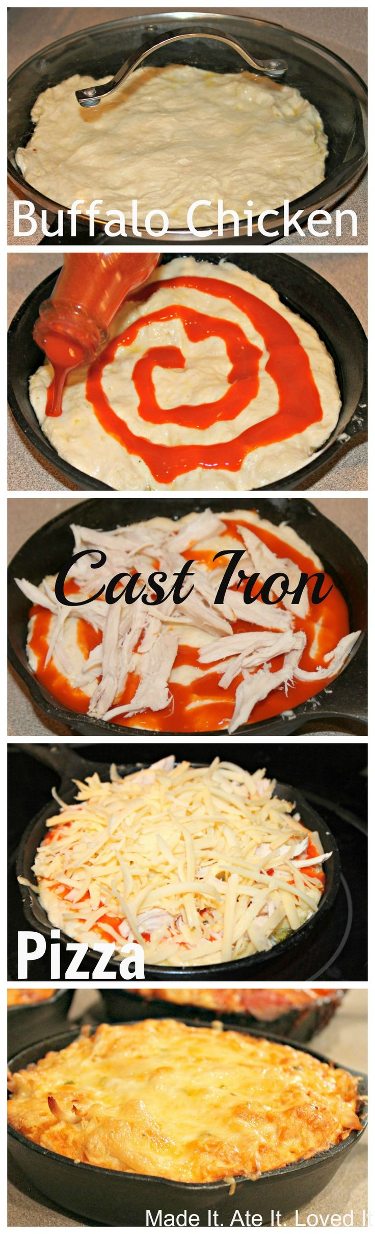 I LOVE Buffalo Chicken - might have to try this out sometime very soon!