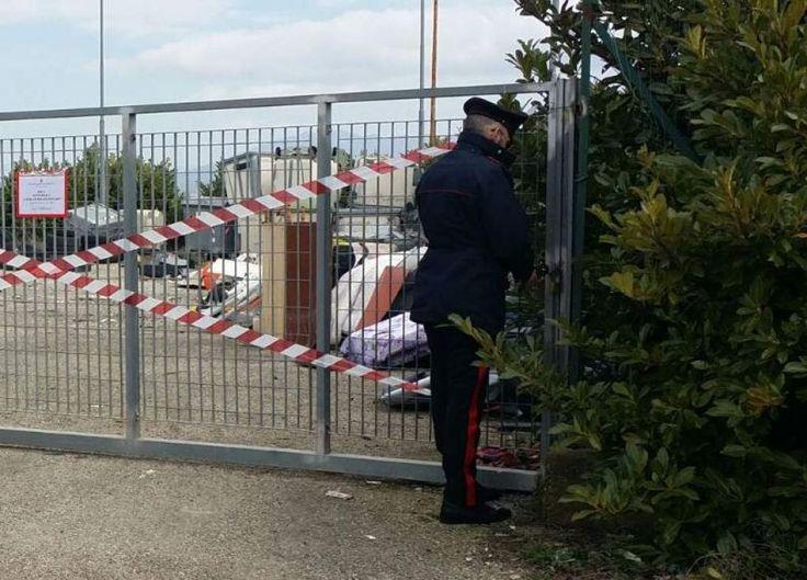 Calitri, Avellino. Contrasto reati ambiente: sequestrata area stoccaggio rifiuti