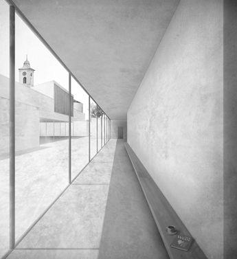 Schoolhouse in Burgenland | Lutzmannsburg | Ken Polster & Maria Seidel