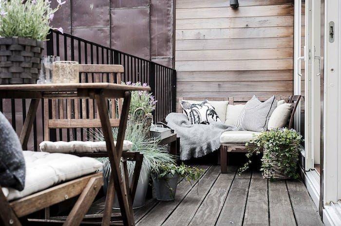 1001 Astuces Et Idees Geniales Pour Votre Deco Balcon