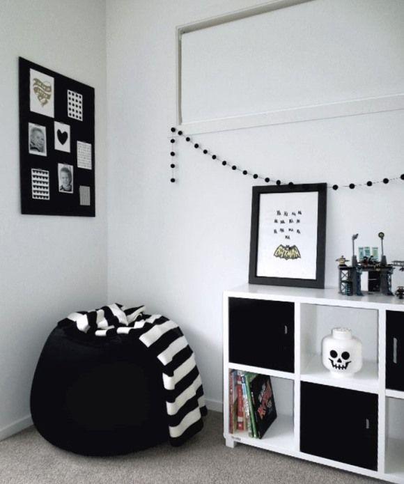 Decoração gótica para quartos femininos 2016