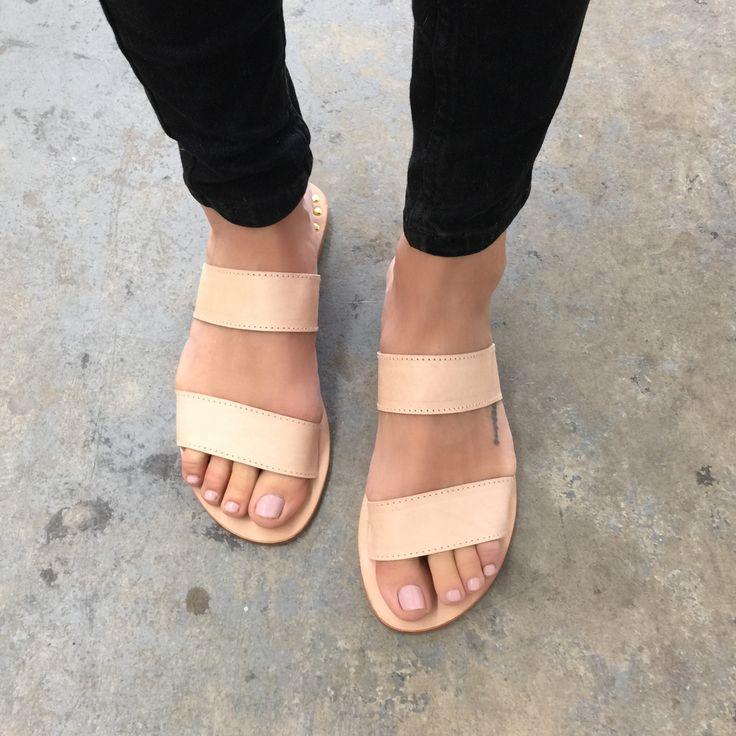 Splice X Splice Boutique The Amy 2 Sandal- Natural Tan