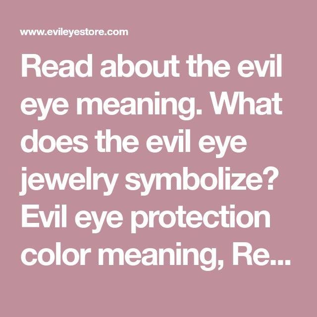 93 Best Evil Eye Images On Pinterest Blue Eyes Charms And Evil Eye