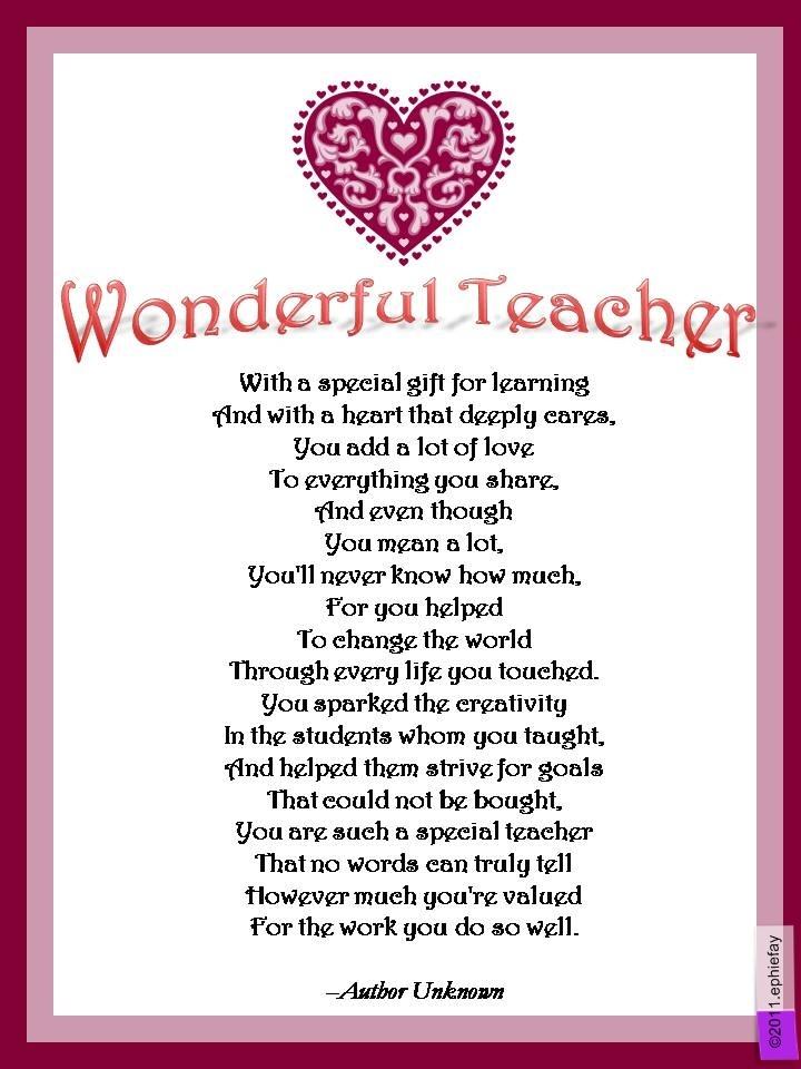 Happy World Teacher's Day! #teachers