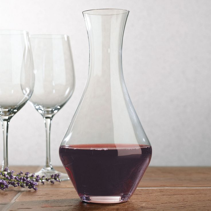 Riedel Merlot Wine Decanter - Wine Enthusiast