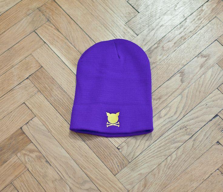 """""""Cochon"""" Purple OH"""