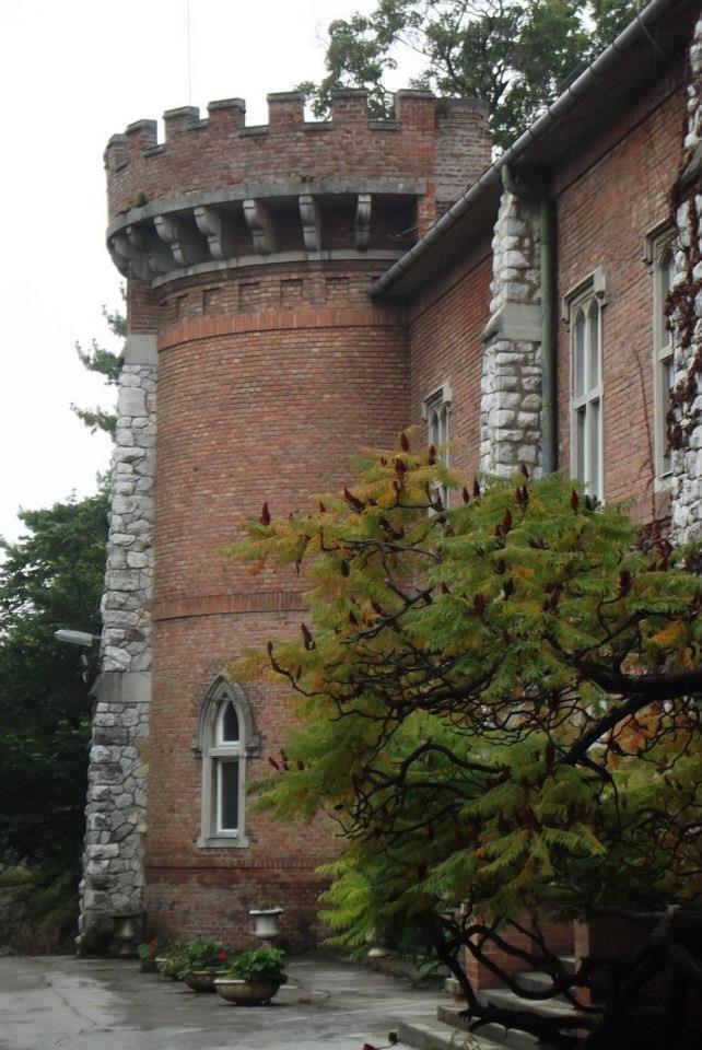 Benyovszky-kastély, Görcsöny - Hungary  Fotó: Butor Cecília