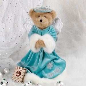 Boyds Bears Angelica Tree Topper--I have this one.