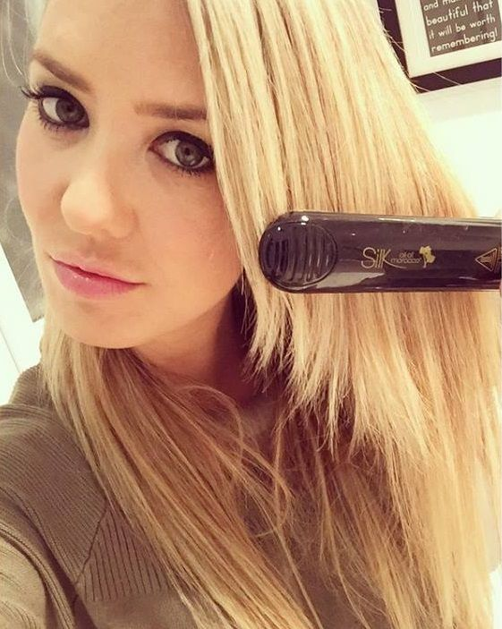 Repost: Abby Coleman likes Silk Professional Steam Styler. www.esilkcosmetics.com Smooths and transforms unmanageable, frizzy hair, to soft silky smooth hair. The Argan Steam Styler enables you to Straighten, Wave or Curl hair quickly and efficiently in one single pass. #hair #hairstyle #Australia #mua #beauty