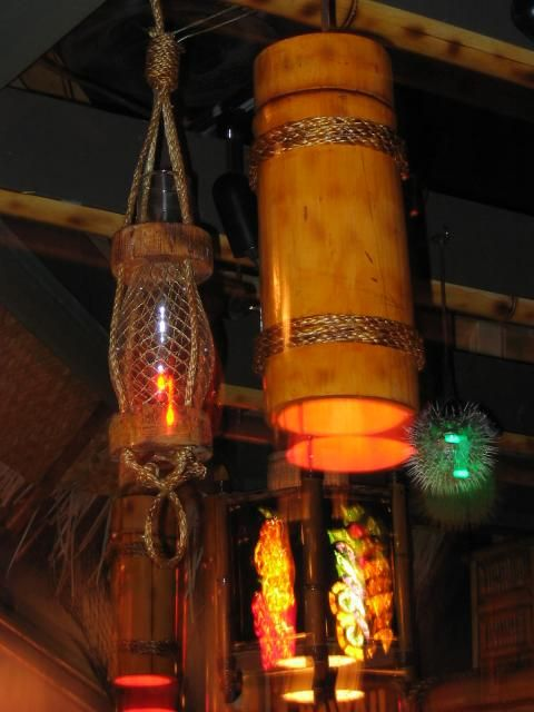 String Lights For Tiki Bar : 62 best images about Tropical apartment on Pinterest Vintage tiki, Flamingos and Tropical