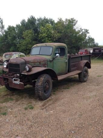 1952 Dodge Power Wagon for sale #1854572 | Hemmings Motor News