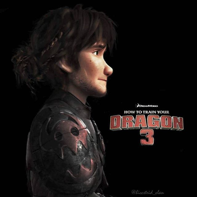 How To Train your Dragon 3 - 2018