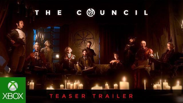 ICYMI: The Council - Teaser Trailer