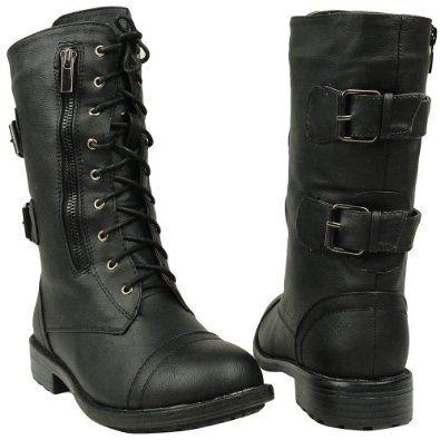 quirkin.com black boots for women (35) #cuteshoes
