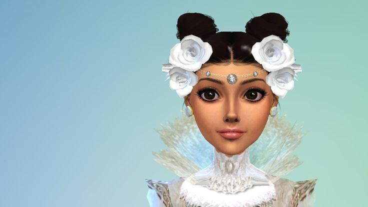 Sims 4 girl