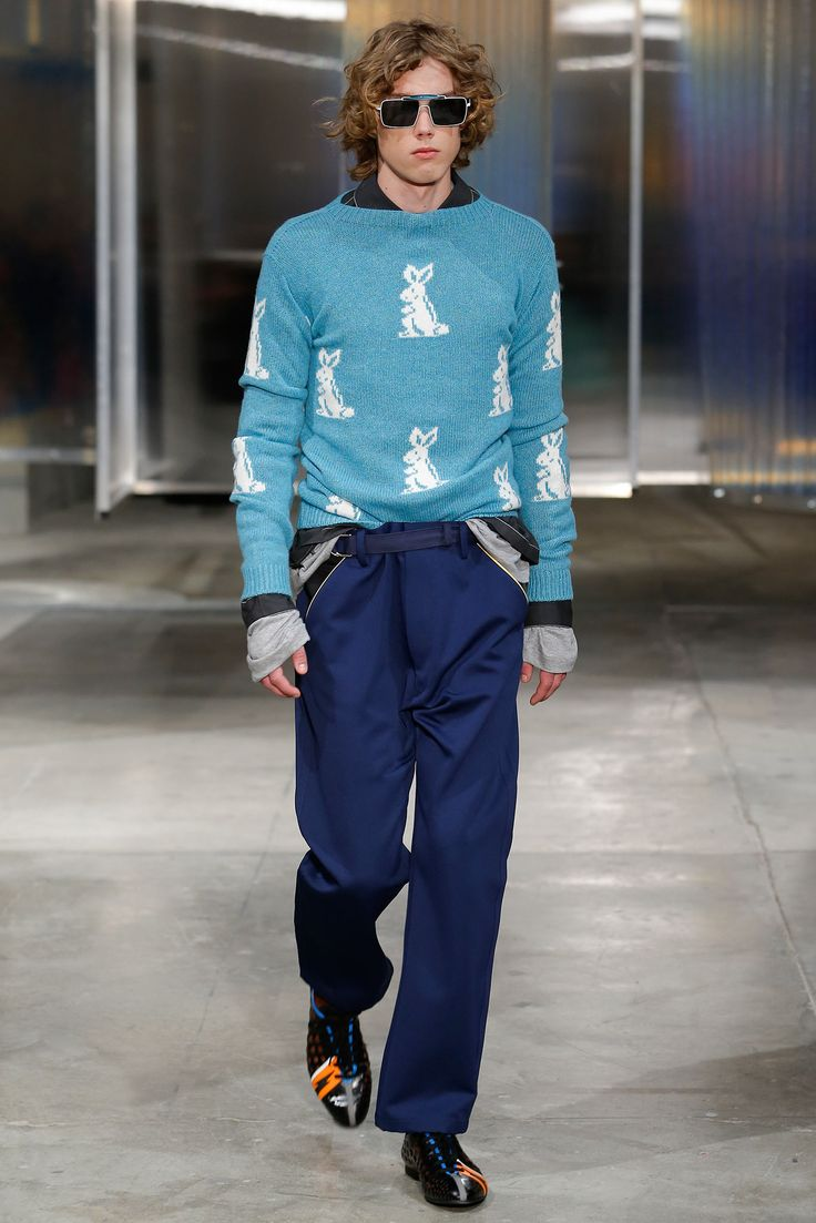 DIARY OF A CLOTHESHORSE: THE LOOKS - PRADA SS 16 MENS - MILAN