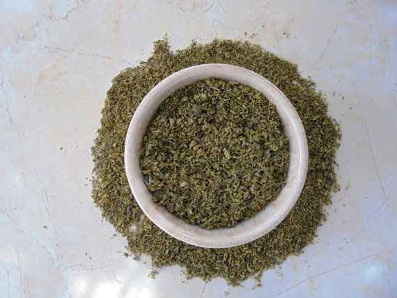 Greek Oregano Dried Homegrown Organic Herb by MelirrousBees