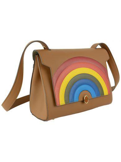 ANYA HINDMARCH Anya Hindmarch Borsa Rainbow Small Bathurst. #anyahindmarch #bags #