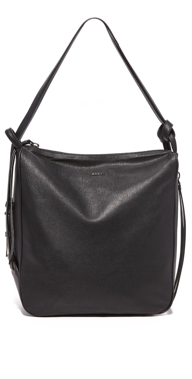 DKNY Convertible Hobo Bag | SHOPBOP