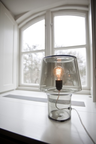 The Cosy lamp by Harri Koskinen for Muuto