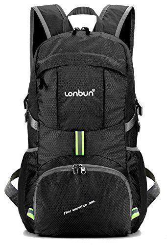 35L Backpack Daypack Lightweight  Packable Travel Hiking  Mens Backpacks #Backpack