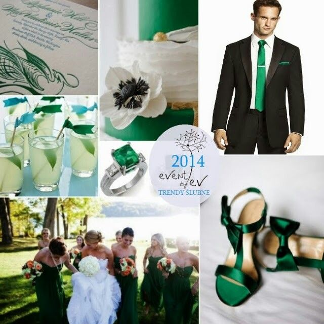 Trendy ślubne 2014 -kolory ! /wedding trends 2014- colours!