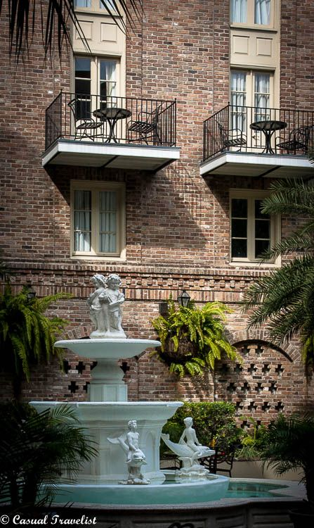 Maison dupuy a boutique hotel in the heart of the french for Best boutique hotels french quarter