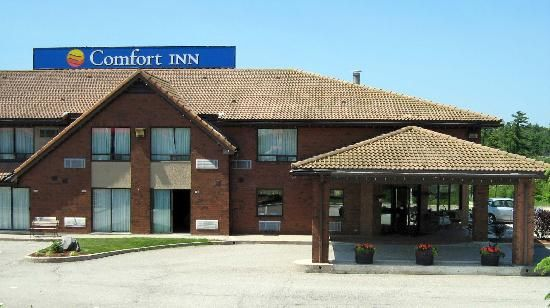 Comfort Inn, Bowes Street Parry Sound