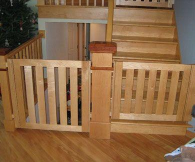 Best 20 Wooden Stair Gate Ideas On Pinterest Wooden Dog