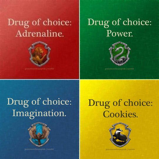 I am so a Gryffindor!