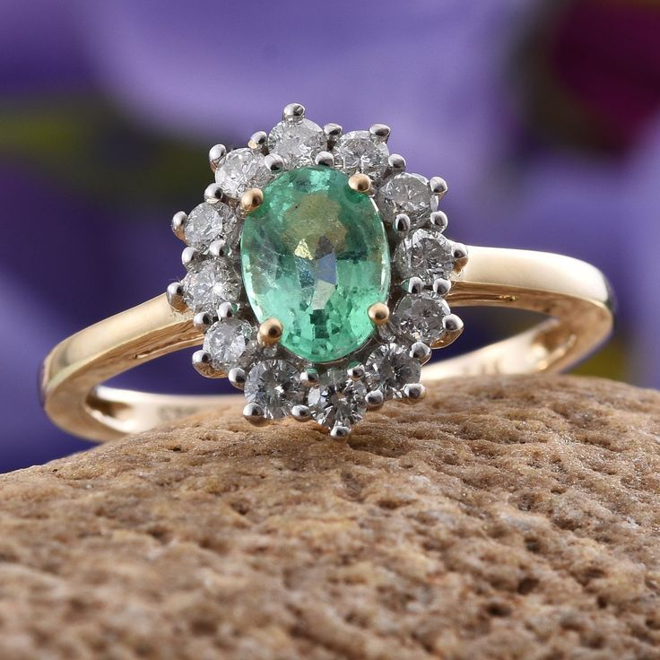 132 best Emerald Jewelry images on Pinterest