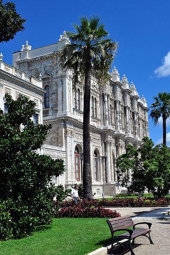 Istanbul - Dolmabahce Palace ISTANBUL-TURKEY
