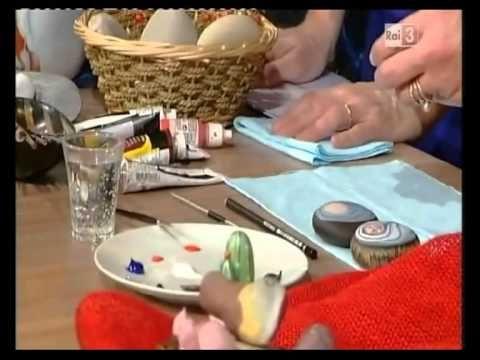 Paintings on rocks. Presepi di sasso a Geo&Geo - puntata del 24-12-2012
