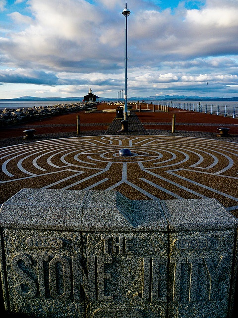 Stone Jetty, Morecambe-1000435 by beanphoto, via Flickr