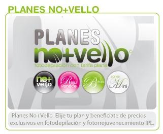 Promociones y Ofertas depilación permanente y fotodepilación (no laser)   No+Vello Fotodepilacion IPL Luz Pulsada