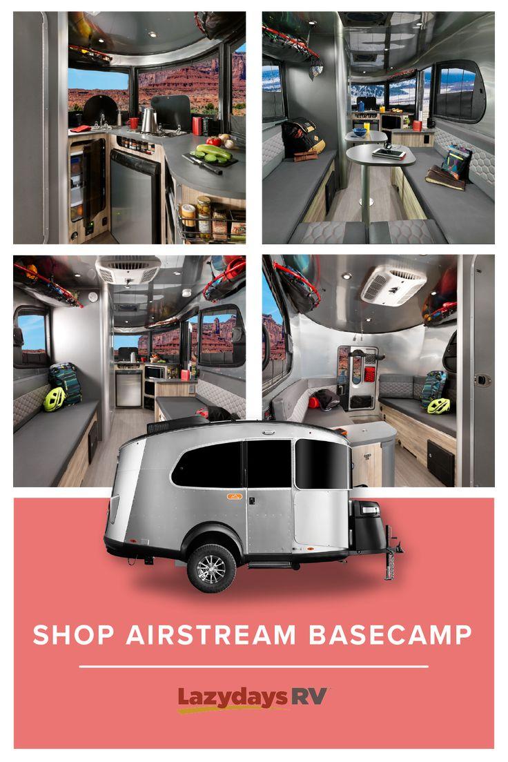 Airstream Basecamp Airstream basecamp, Travel trailers