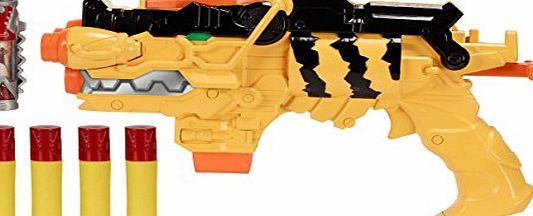 Power Rangers Dino Supercharge Battle Gear Missile Launch Morpher Toy Charge up the battle with the Power Rangers Dino Super Charge Missile Launch Morpher! The Missile Launch Morpher comes with multiple darts that launch up to 3 metres! Ins (Barcode EAN = 3296580430413) http://www.comparestoreprices.co.uk/latest2/power-rangers-dino-supercharge-battle-gear-missile-launch-morpher-toy.asp