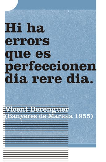 Vicent Berenguer