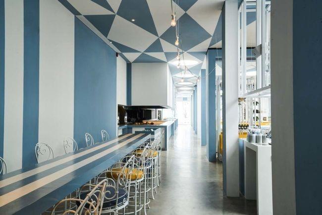 "The man behind Bondi's Icebergs has just opened a restaurant in Bali: Reminiscent of the Italian coast, Terzini wants Da Maria to feel like a ""little Capri"" in the heart of Bali's most vibrant visitor hub."