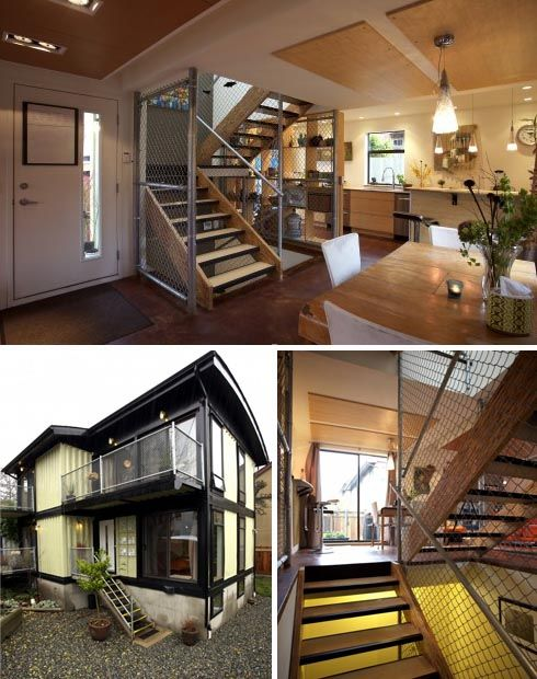 Nowadays more and more architects and builders are finding used free or for sale cargo containers at discount prices to construct all kinds of houses, homes and office structures. However, lest you think you need to go the route of hiring a professional, you should know that some do-it-yourself designers like Keith Dewey are making do with their own shipping container home plans.