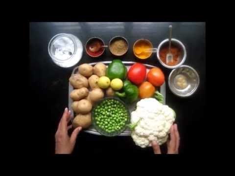 How To Cook Pav Bhaaji