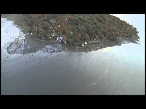 Nouveau clip pour le projet «Le fleuve St-Laurent»
