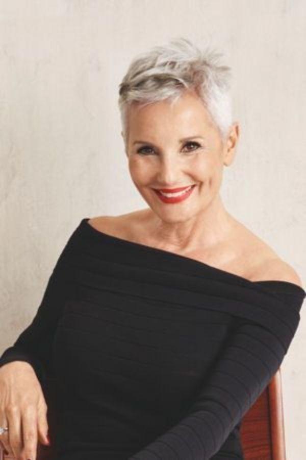 61 migliori acconciature per le donne oltre i 50 anni ...