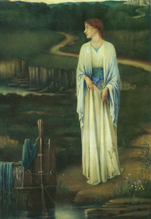 52 best images about Lady of Shalott on Pinterest   Anne ...
