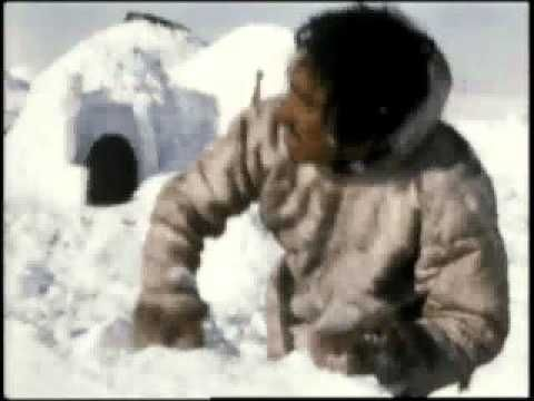 Traditional Inuit Igloo Construction