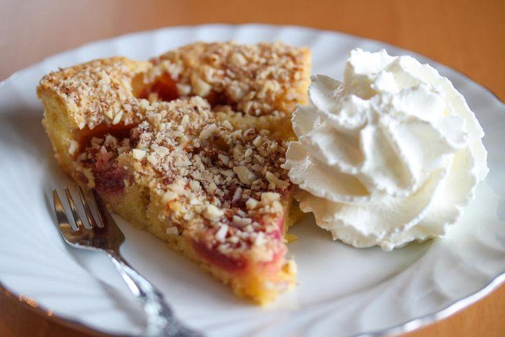 Dette er en utrolig lettvint kake – og likevel er den så god!    Du bare rører…